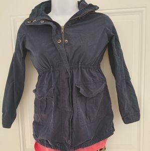 Forever 21 Navy girls jacket
